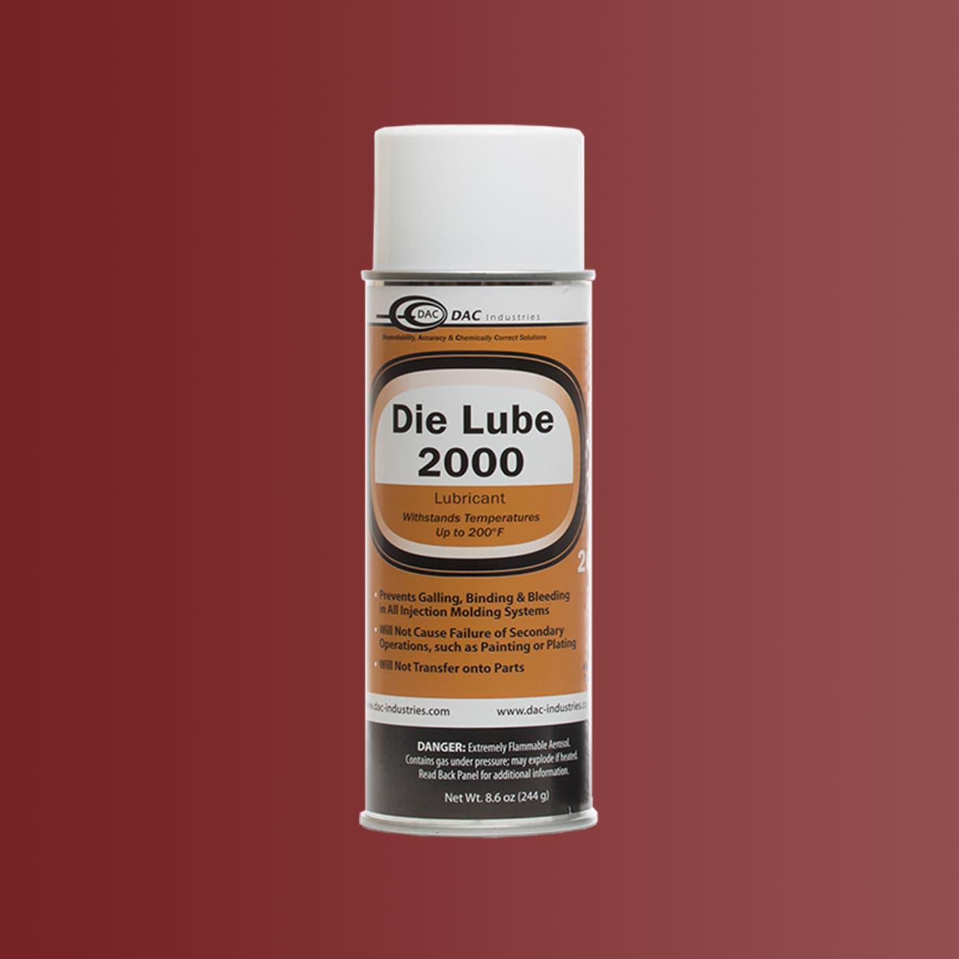 DAC-200DIE LUBE 2000